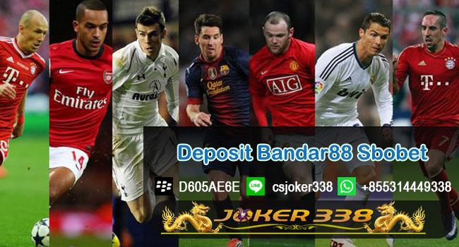 Deposit-Bandar88-Sbobet